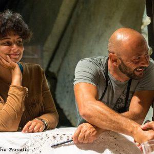 La Valigia dell'Attore 2016 - Staff - Alice Cutroneo - Roberto Presutti - foto Fabio Presutti
