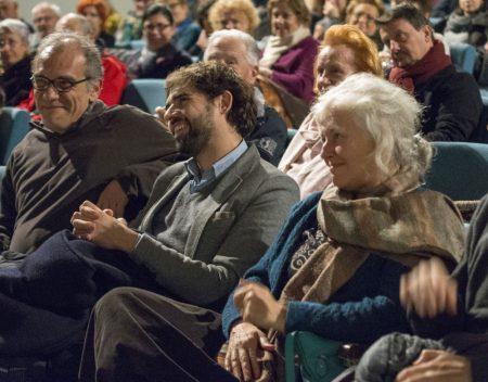9 Dicembre 2016 - Sala Primo Longobardo - La valigia dell'attore 2016 Secondo Atto - Massimo Gaudioso - Francesco Piras - Francesca Solinas