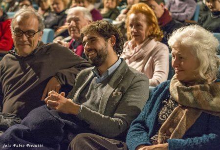 9 Dicembre 2016 - Sala Primo Longobardo - Gaudioso, Piras, Solinas - La valigia dell'attore 2016 Secondo Atto - Foto di Fabio Presutti