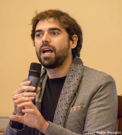 10 Dicembre 2016 - La valigia dell'attore - Secondo Atto - Incontro con le scuole - Francesco Piras