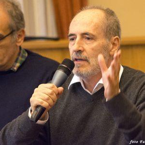 10 Dicembre 2016 - La valigia dell'attore - Secondo Atto - Incontro con le scuole - Enrico Pau - Massimo Gaudioso
