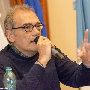 10 Dicembre 2016 - La valigia dell'attore - Secondo Atto - Incontro con le scuole - Massimo Gaudioso