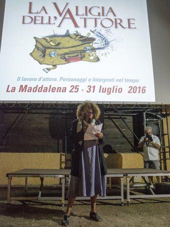 I giornata - Arena La Conchiglia - La valigia dell'attore 2016- Foto di Fabio Presutti