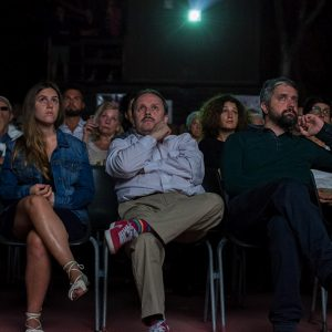 III giornata - Arena La Conchiglia - La valigia dell'attore 2016- Foto di Fabio Presutti