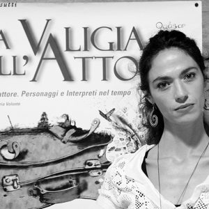 29 luglio - Fortezza I Colmi - La Valigia dell'Attore 2016 - Roberta Mattei - Foto di Fabio Presutti