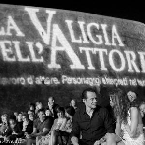 29 luglio - Fortezza I Colmi - La Valigia dell'Attore 2016 Premio Gian Maria Volonté 2016 a Stefano Accorsi - Foto di Nanni Angeli