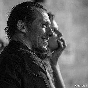 29 luglio - Fortezza I Colmi - La Valigia dell'Attore 2016 Premio Gian Maria Volonté 2016 - Stefano Accorsi - Bianca Vitali - Foto di Fabio Presutti