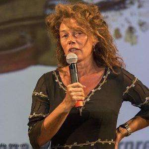 31 Luglio 2016 - Fortezza I Colmi - La Valigia dell'Attore 2016 - Carolina Rosi - foto Fabio Presutti