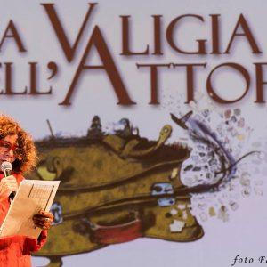31 Luglio 2016 - Fortezza I Colmi - La Valigia dell'Attore 2016 - Giovanna Gravina Volonté - Foto di Nanni Angeli