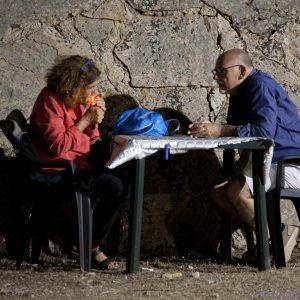 La Valigia dell'Attore 2016 - Giovanna Gravina e Fabio Canu - foto Nanni Angeli