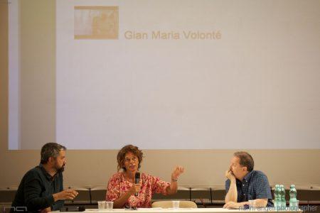 31 luglio 2016 - Ex magazzini Ilva - Cala Gavetta - Omaggio a Francesco Rosi. Incontro con Carolina Rosi - foto di Nanni Angeli