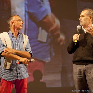 28 luglio - Fortezza I Colmi - La Valigia dell'Attore 2016 - Anteprima del film L'Accabadora - Fabrizio Deriu - Enrico Pau - Foto di Nanni Angeli