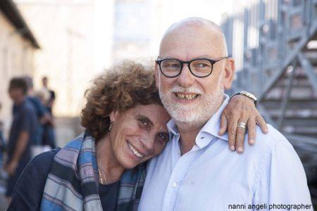 28 luglio - Fortezza I Colmi - Giovanna Gravina e Fabio Canu - La Valigia dell'Attore 2017 - foto di Nanni Angeli
