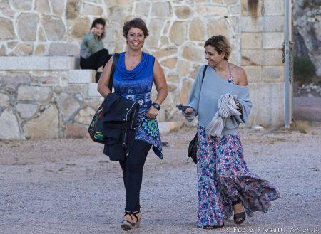 28 luglio - Fortezza I Colmi - Antonia Truppo presenta il film Indivisibili con Boris Sollazzo - La Valigia dell'Attore 2017 - foto di Fabio Presutti