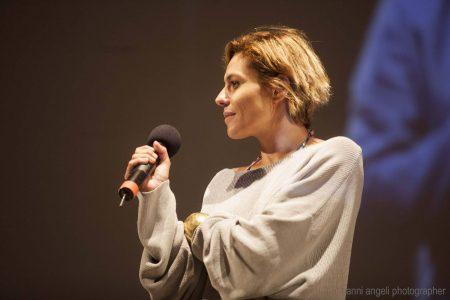 28 luglio - Fortezza I Colmi - Antonia Truppo presenta il film Indivisibili - La Valigia dell'Attore 2017 - foto di Nanni Angeli