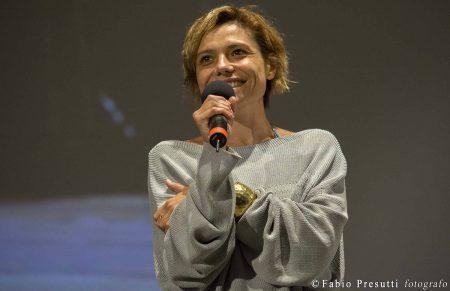 28 luglio - Fortezza I Colmi - Antonia Truppo presenta il film Indivisibili - La Valigia dell'Attore 2017 - foto di Fabio Presutti