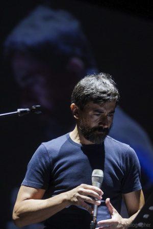 29 luglio - Fortezza I Colmi - reading di Luigi Lo Cascio - La Valigia dell'Attore 2017 - foto di Nanni Angeli