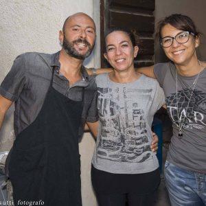 28 luglio - Fortezza I Colmi - Staff- La Valigia dell'Attore 2017 - foto di Fabio Presutti
