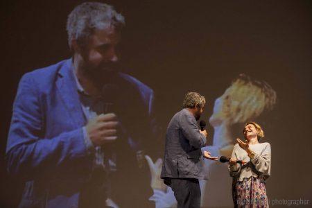 28 luglio - Fortezza I Colmi - Antonia Truppo presenta il film Indivisibili con Boris Sollazzo - La Valigia dell'Attore 2017 - foto di Nanni Angeli