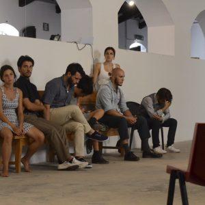 ValigiaLab 2017 - Laboratorio condotto da Michele Riondino con l'assistenza di Fabrizio Deriu - 3°- 4°- 5° giorno - Foto di Ugo Buonamici