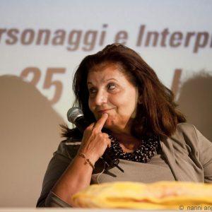 26 luglio - Fortezza i Colmi - Incontro con Tina Loiodice - foto di Nanni Angeli