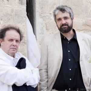 26 luglio - Fortezza i Colmi - Enrico Magrelli , Boris Sollazzo - foto di Nanni Angeli