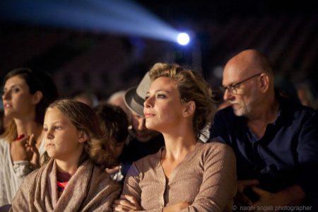 26 luglio - Fortezza i Colmi - Jasmine Trinca e Fabio Canu - foto di Nanni Angeli