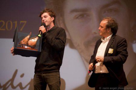 26 luglio - Fortezza i Colmi - Premio Volonté a Michele Riondino - foto di Nanni Angeli