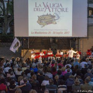 """25 luglio - """"ANTEPRIMA"""" – Arena La Conchiglia - La Valigia dell'Attore 2017 - Foto di Fabio Presutti"""
