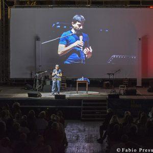 29 luglio - Fortezza I Colmi - reading di Luigi Lo Cascio - La Valigia dell'Attore 2017 - foto di Fabio Presutti