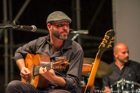 29 luglio - Fortezza I Colmi - concerto Sighanda MITOFONIE - La Valigia dell'Attore 2017 - foto di Fabio Presutti