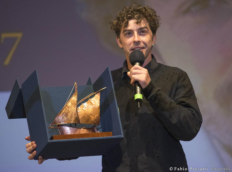 Premio Volonté Michele Riondino - foto di Fabio Presutti