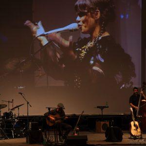 29 luglio - Fortezza I Colmi - concerto Sighanda MITOFONIE - La Valigia dell'Attore 2017 - foto di Nanni Angeli
