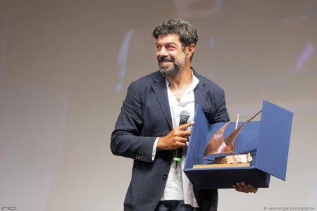 Premio Volonté -Pierfrancesco Favino - La valigia dell'attore 2020 - Foto di Nanni Angeli