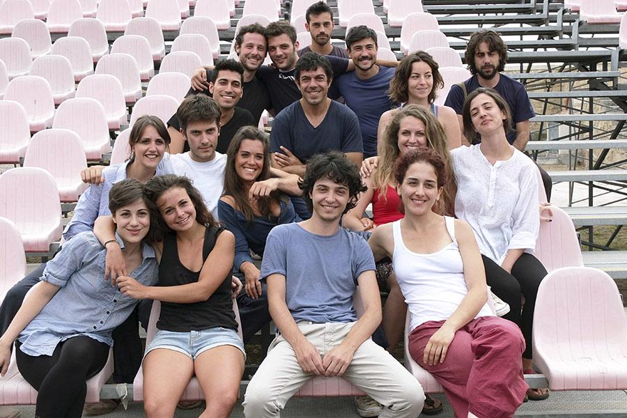 Laboratorio 2012 <br/>a cura di Pierfrancesco Favino