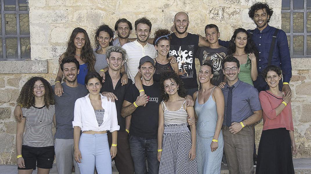 Laboratorio 2017 <br/> a cura di  Michele Riondino