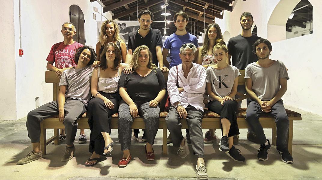 Laboratorio 2019 <br/> a cura di Carlo Cecchi
