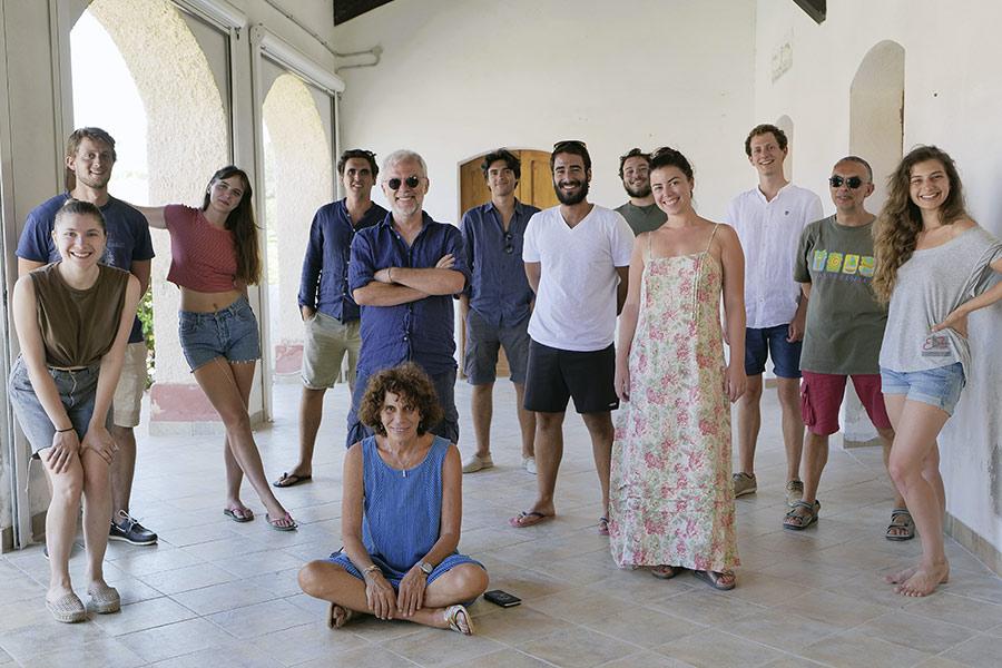 Laboratorio 2020<br/> a cura di Daniele Lucchetti
