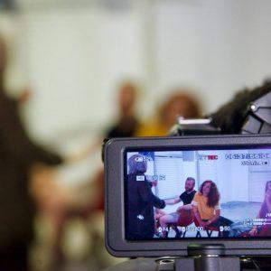 ValigiaLab 2018 - Laboratorio condotto da Paolo Rossi con la partecipazione di Silvia Scola e la collaborazione del Professor Fabrizio Deriu - Foto di Ugo Buonamici