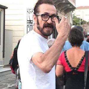 """La Valigia dell'Attore - 24 luglio 2018 - """"ANTEPRIMA"""" – Banda in marcia -Marco Giallini Foto di Barbara Sorrentini"""