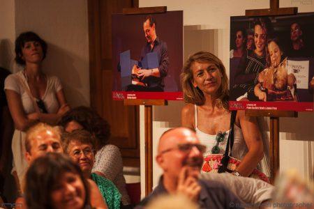 La Valigia dell'Attore - Sabato 28 luglio Ore 10,30 - Ex Magazzini Ilva (Cala Gavetta) - Incontro con Marco Giallini - foto Nanni Angeli