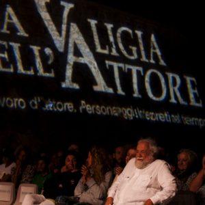 La Valigia dell'Attore - Sabato 28 luglio - Ore 21,30 - Fortezza I Colmi - Ferruccio Marotti- Foto di Nanni Angeli