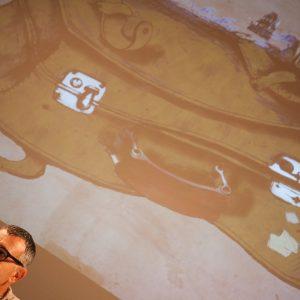 La Valigia dell'Attore 2018 Giovedì 26 luglio Ore 10,30 • Ex magazzini Ilva (Cala Gavetta) Incontro con Isabella Ragonese, Daniele Vicari, Francesco Calcagnini a cura di Boris Sollazzo, Enrico Magrelli, Fabrizio Deriu con contributi audiovisivi Foto di Nanni Angeli