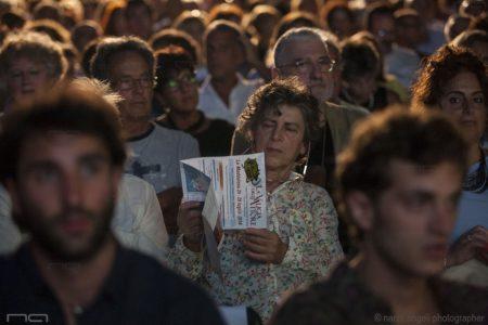"""La Valigia dell'Attore - 24 luglio 2018 - """"ANTEPRIMA"""" – Arena La Conchiglia - Foto di Nanni Angeli"""