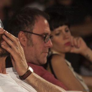 """La Valigia dell'Attore - 24 luglio 2018 - """"ANTEPRIMA"""" – Arena La Conchiglia - Marco Giallini e Valerio Mastandrea - Foto di Nanni Angeli"""