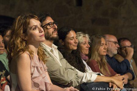 La Valigia dell'Attore - 25 luglio 2018 – Fortezza i Colmi – Isabella Ragonese e Daniele Vicari - foto di Fabio Presutti
