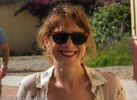 La Valigia dell'Attore 2018 - giovedì 26 luglio - Ex magazzini Ilva (Cala Gavetta) - Isabella Ragonese - foto di Fabio Presutti