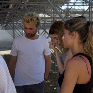 ValigiaLab 2018 – Laboratorio condotto da Paolo Rossi con la partecipazione di Silvia Scola e la collaborazione del Professor Fabrizio Deriu – Foto di Ugo Buonamici