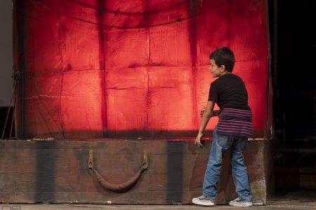 La valigia dell'attore 25 luglio - Fortezza I Colmi - foto di Nanni Angeli