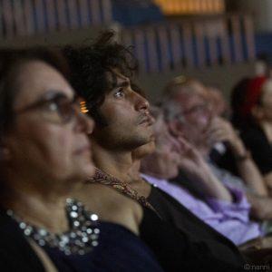 La valigia dell'attore 2019 - La Maddalena 28 luglio 2019 - Proiezione del film di Gianni Amelio Porte Aperte. Foto di Nanni Angeli